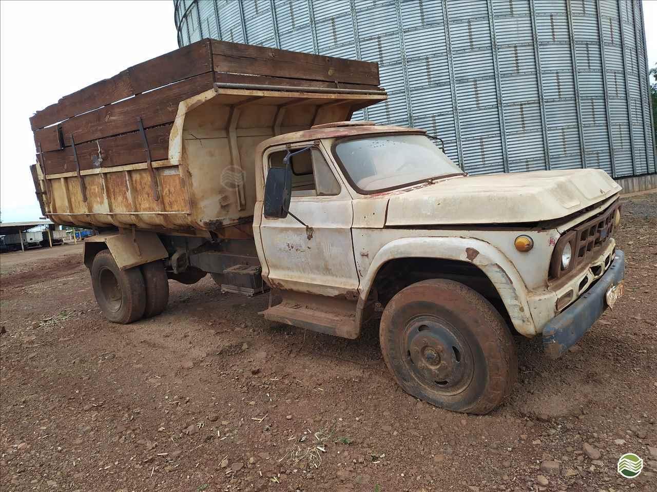 GM D60 00000000km 1981/1981 Aquy Tratores